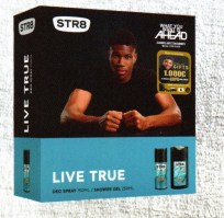 STR 8 Live True Deo Spray 150ml + Shower Gel 250 ml