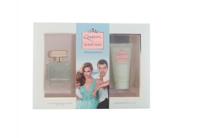 Antonio Banderas Queen Of Seduction Eau De Toilette 50ml & Body Lotion 50ml