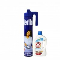 Merito ΣΠΡΕΙ 500ml + Omino Bianco 200ml